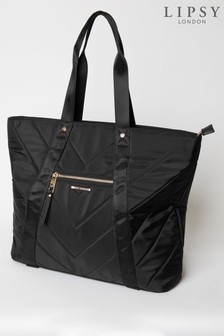 Lipsy Nylon Workout Bag