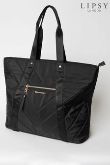 Nylonová taška na cvičení Lipsy