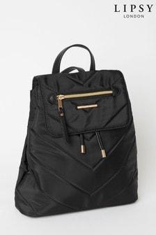 Nylonový ruksak Lipsy