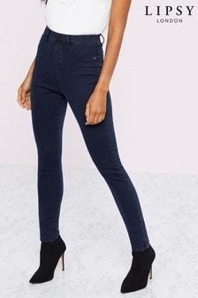 טייץ-ג'ינס של Lipsy דגם Kourtney בגזרת סקיני עם מותן גבוה
