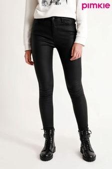 Pimkie Coated Skinny Jeans
