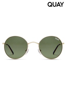 Quay Australia - Modstar - Ronde zonnebril