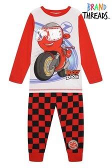 Пижама для мальчиков Brand Threads Ricky Zoom