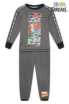 Brand Threads Marvel Boys Pyjamas