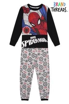 Brand Threads Marvel - بيجاما أولادي Spiderman