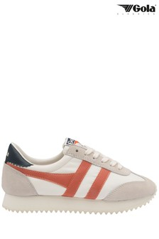 Gola Boston '78 Lace-Up Trainers