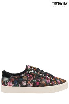 Gola Tennis Mark Cox LBTY FE Lace-Up Trainers