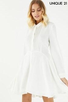 Unique 21 Shirt Dress