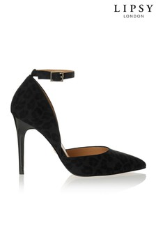 Lipsy Ankle Strap Courts