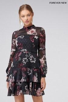 Forever New Dobby Dress