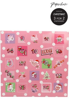 Paperchase Accessories Advent Calendar