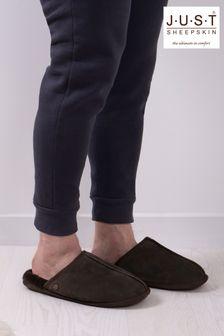 حذاء للبيتجلد خرافDonmarمنJust Sheepskin