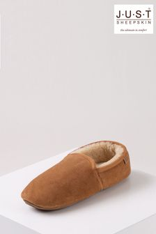 Just Sheepskin Garrick 羊皮拖鞋