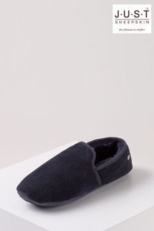 Just Sheepskin Garrick 羊皮拖鞋