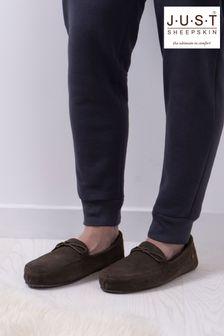 Just Sheepskin Brackley Sheepskin拖鞋