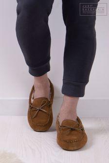 Just Sheepskin Torrington Sheepskin拖鞋