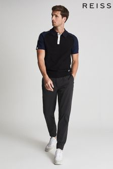 Reiss Mead Performance Cuffed Trousers