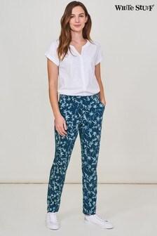 מכנסי צ'ינו של White Stuff דגם Hingley בלבן