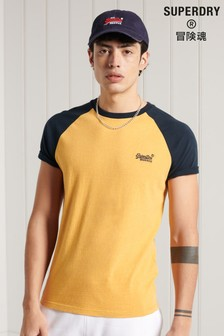 Superdry Organic Cotton Baseball T-Shirt