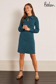 Boden Blue Bess Shift Dress