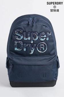 Superdry Aqua Star Montana Rucksack