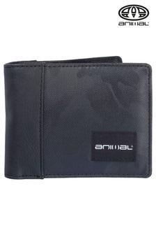 Animal Black Tonquin Bi-Fold Wallet