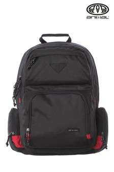 Animal Black Spray Backpack