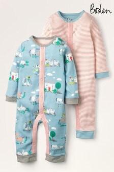 حزمة من اثنين ثياب أطفال ألوان متعددة منBoden