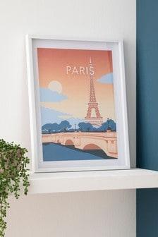 City Framed Art