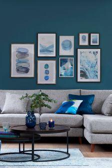 Set of 8 Framed Art