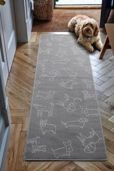دواسة كلب قابلة للغسل