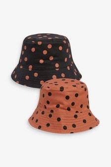 כובע פטריה דו צדדי
