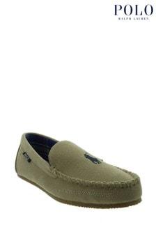 Polo Ralph Lauren Mens Dezi V Moccasin Slippers