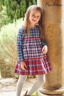 فستان منسوج طبقات ألوان متعددة منBoden