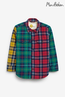Boden Multi Cosy Borg-Lined Shirt