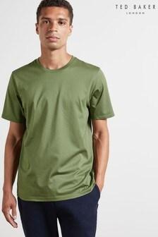 Ted Baker Only Kurzärmeliges T-Shirt in regulärer Passform