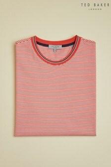 חולצת טי קצרה של Ted Baker דגם Spenca עם פסים