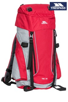 Trespass 紅色 Trek 33-33公升背包