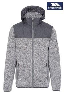Trespass Grey Fairleystead Male Fleece (M04353)   $54