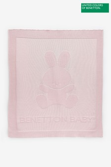 Couverture lapin Benetton