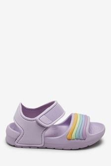 Plážové sandále (Mladší)