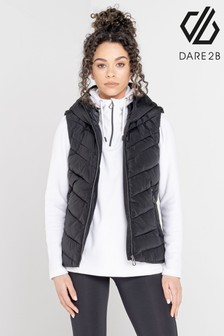 Dare 2b Black Complicate Quilted Gilet