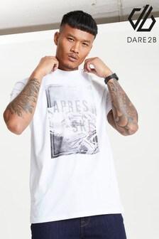 Dare 2b White Devout II T-Shirt