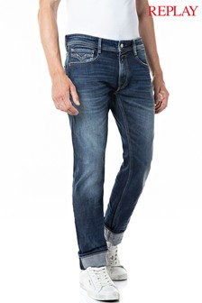 Replay® Rocco Comfort Fit Jeans