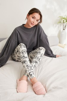 Lounge-Set mit Sweatshirt und Leggings