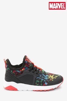 Marvel® Avengers Elastic Lace Trainers (Older)