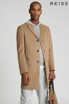 Пальто с добавлением шерсти Reiss Gable Epsom