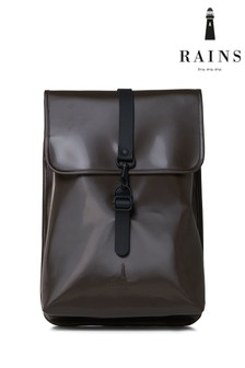 Rains Brown Rucksack