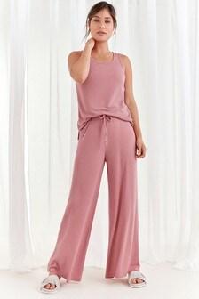 Ribbed Cami Pyjamas