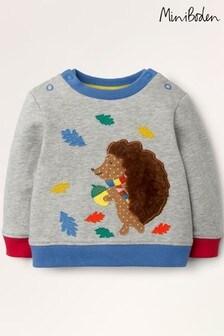 Boden Grey Cosy Sweatshirt